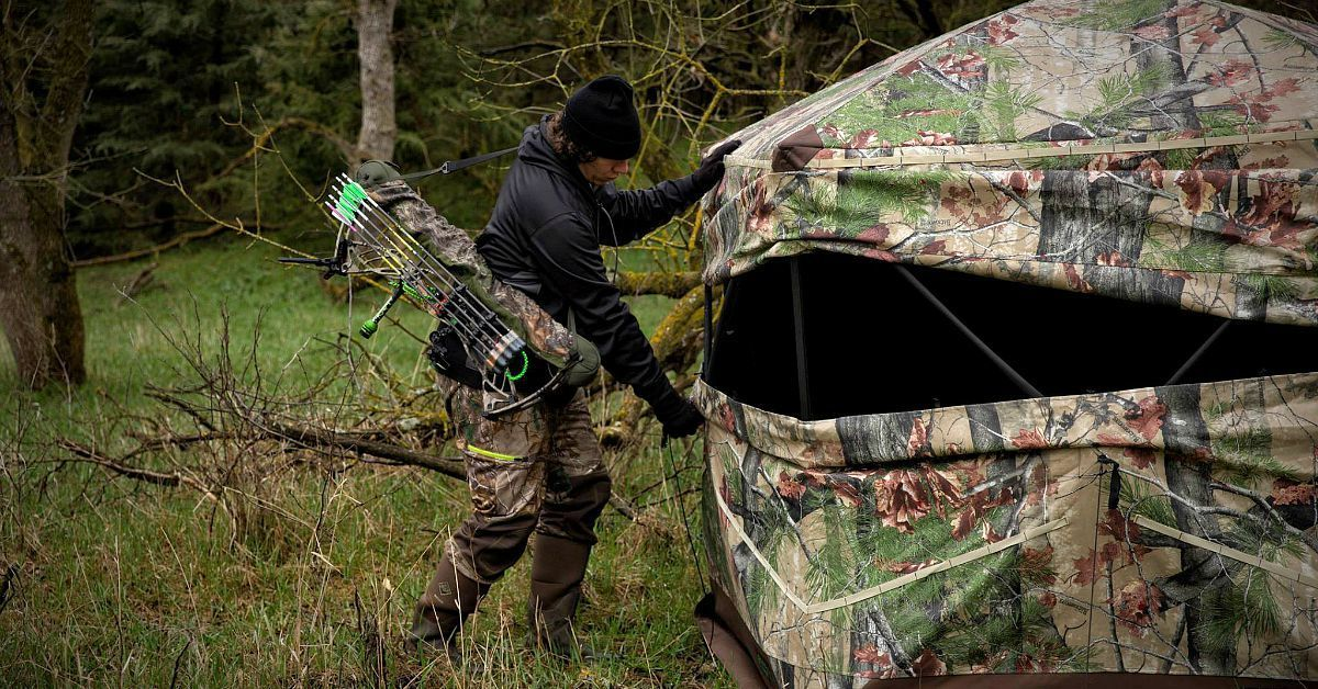 10 Best New Ground Blinds for 2018 | Archery Business