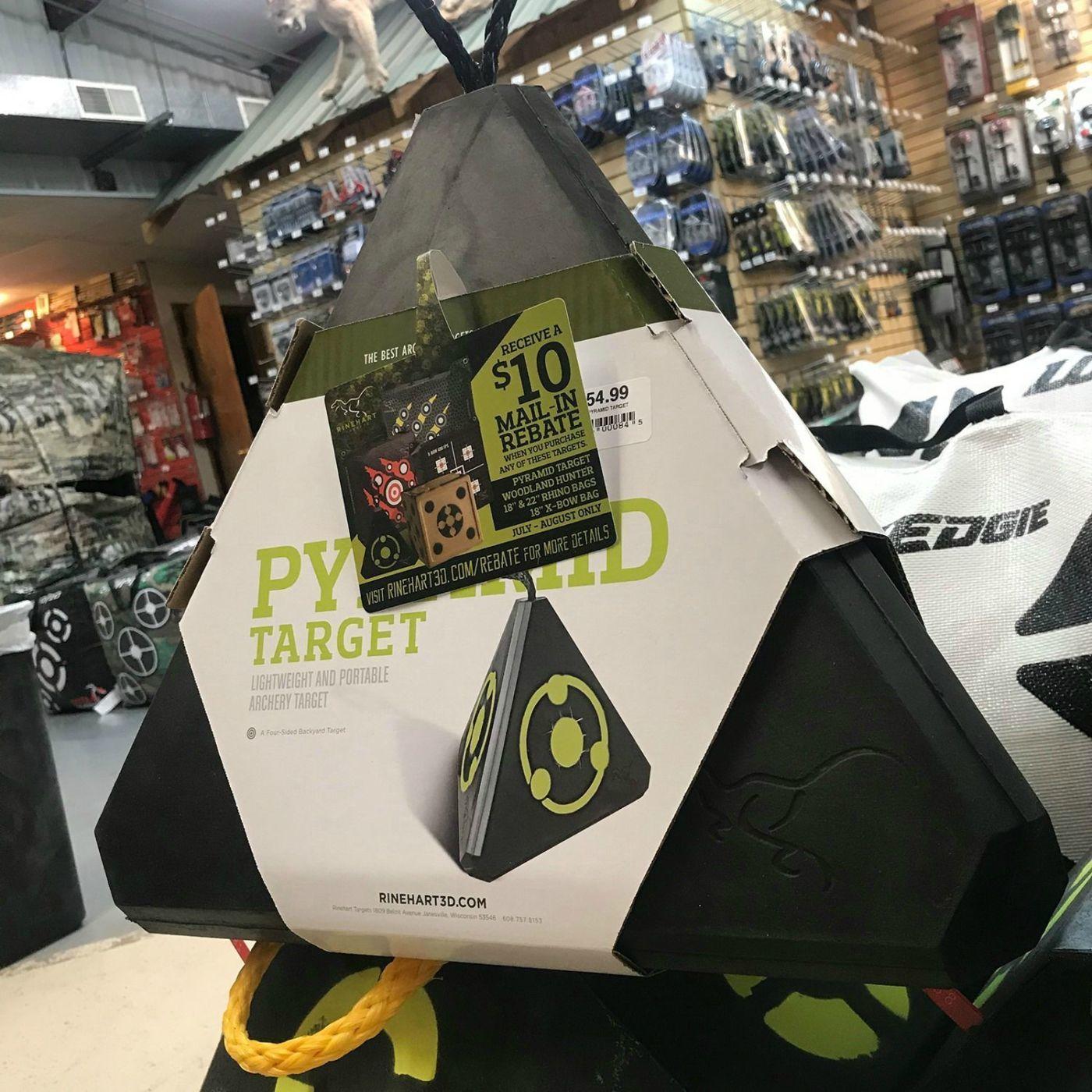 Mail In Rebate Offers >> 2019 Mail In Rebate Offers From Rinehart Targets Archery